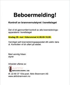 Kontroll av br.sl.app