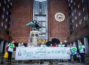 Demo Rådhuset 04.09.19